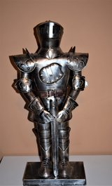 """20"""" Knight In Shining Armor in Fort Campbell, Kentucky"""