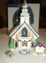 DEPT  56 - Holy Spirit Church in Glendale Heights, Illinois