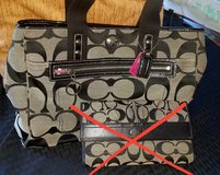 Authentic Coach Purse in Vacaville, California
