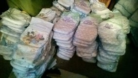 100 diapers $10 lot in Fort Campbell, Kentucky
