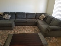 In great condition couch. in 29 Palms, California