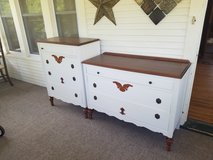 Pair of antique dressers in Aurora, Illinois