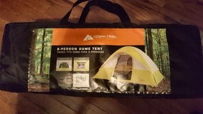 Brand New Ozark Trail Six Person Dome Tent in Fort Campbell, Kentucky