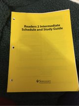 SONLIGHT readers 2 intermediate study guide, homeschool in Bartlett, Illinois