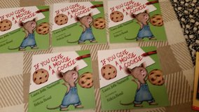 (5) If You Give A mouse  Cookie in Lawton, Oklahoma