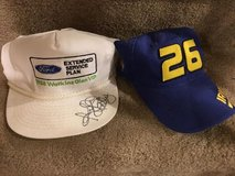 Autograhed Nascar Hats in Bartlett, Illinois