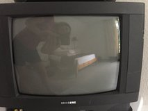 Small box TV in Ramstein, Germany