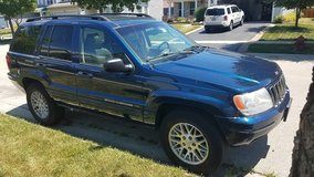 2003 Jeep Grand Cherokee limited 4x4 in Naperville, Illinois