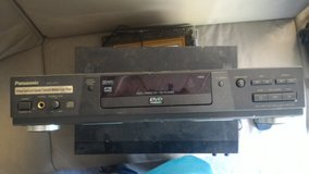 Older CD and DVD player in Ramstein, Germany