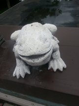 Frog Decoration in Ramstein, Germany