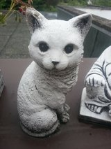 Cat Decoration in Ramstein, Germany