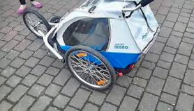 xlc mono bike trailer, 2 yrs old, very little use, excellent condition in Wiesbaden, GE