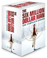 NEW- Six Million Dollar Man Complete Series in Fort Huachuca, Arizona