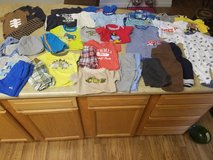 3 month boy clothing lot in Fort Drum, New York