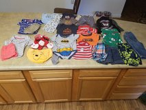 6 month boy clothing lot in Fort Drum, New York