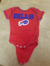 6/9 month buffalo bills onesie in Fort Drum, New York