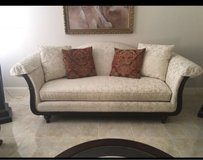 Elegant Couch in Bellaire, Texas