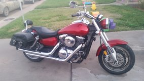 2008 Kawasaki Mean Streak 1600cc in Rosenberg, Texas