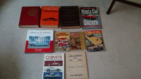 Vintage Auto mauals and books in Warner Robins, Georgia