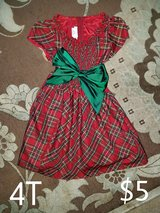 Holliday Dress 4T in Beaufort, South Carolina