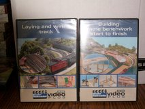 Two Model Railroader DVDs-How To DVDs in Chicago, Illinois