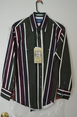 Wrangler Men's Brushpopper Shirt - New with tags - *reduced* in Alamogordo, New Mexico
