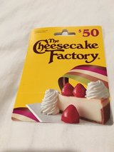 Cheesecake Factory Gift Card in Glendale Heights, Illinois