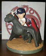 "ASTROS - GAME OF THRONES NIGHT ""Chris Dragon Devenski"" Bobblehead - NEW IN BOX - CALL NOW in Baytown, Texas"