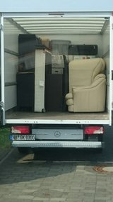 MOVING TRANSPORT RELOCATION LOGISTICS PICK UP AND DELIVERY in Ramstein, Germany