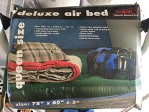 Texsport Queen Size Air Bed Mattress in Kingwood, Texas