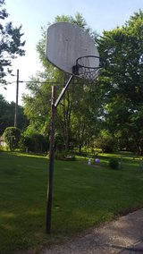10' basketball backboard and hoop in Fort Knox, Kentucky