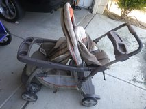 Double baby stroller in Travis AFB, California