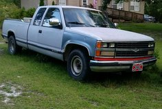 1988 Chevy Truck in Wilmington, North Carolina