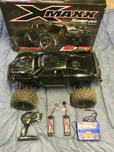 Traxxas X Maxx 8s (Snap On Limited Edition) 50+mph, 4WD, Brushless. in Los Angeles, California