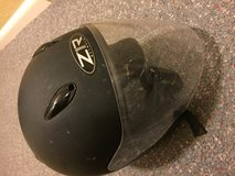 motorcycle helmet in Shaw AFB, South Carolina
