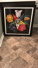 Framed OES The Blooming Star in Camp Lejeune, North Carolina