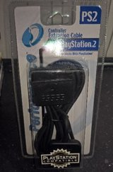 PS2 Controller Extension Cable Playstation Compatible Year 2000 in Ramstein, Germany