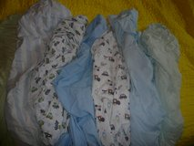 7 boys Crib sheets in Ramstein, Germany