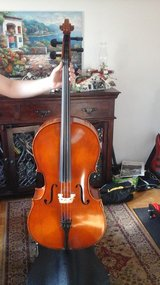 Samuel Eastman Student Cello in Baumholder, GE