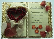 Mothers Day-Book - Handmade books for any event Nr. 00016 in Grafenwoehr, GE