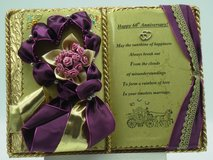 60th   Wedding Anniversary - Handmade books for any event Nr. 00006 in Grafenwoehr, GE