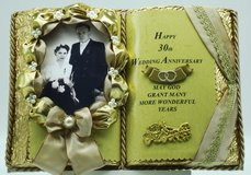 30. Wedding Anniversary - Handmade books for any event Nr. 00001 in Grafenwoehr, GE