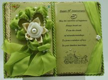 30th   Wedding Anniversary - Handmade books for any event Nr. 00003 in Grafenwoehr, GE