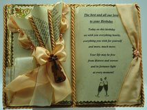 Birthday-Book - Handmade books for any event Nr. 00005 in Grafenwoehr, GE