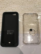 IPhone 6S or 6 Battery Extender & Clear Case in Ramstein, Germany