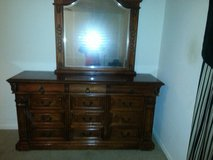 Dresser And Mirror in Baytown, Texas
