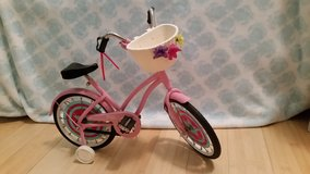 "Our Generation 18"" doll bicycle in Glendale Heights, Illinois"