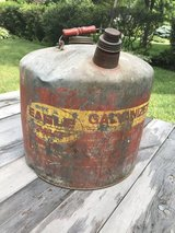 Vintage Eagle Gas Can in Westmont, Illinois