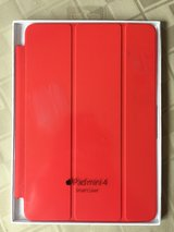 New iPad mini 4 smart cover Red in Westmont, Illinois