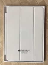 New White iPad mini 4 smart cover in Aurora, Illinois